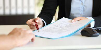 serving legal document